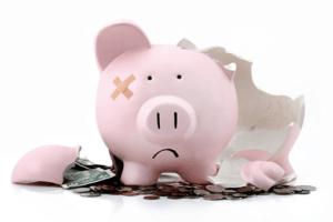 hefty boiler repair bill when your boiler breaks down